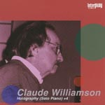 Claude Williamson - Holography +4 (Japan Import)