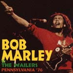 Bob Marley & The Wailers - Pennsylvania'76 (Japan Import)