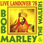 Bob Marley & The Wailers - Live Landver'78 (Japan Import)