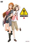 Animation - Working!! 6 [Regular Edition] DVD (Japan Import)