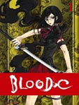 Animation - BLOOD-C 1 [w/CD, Limited Edition] DVD (Japan Import)