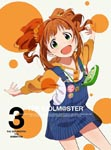 Animation - The Idolmaster 3 [w/ CD, Limited Release] [Blu-ray] BLU-RAY (Japan Import)