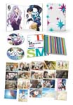 Animation - The Idolmaster (THE IDOLM@STER) 6 [w/ CD, Limited Release] [Blu-ray] BLU-RAY (Japan Import)