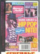 Namie Amuro - Space of Hip-Pop -namie amuro tour 2005- DVD (Japan Import)