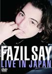 Fazil Say (piano) - Fazil Say Turkish March Jazz - Densetsu no Tokyo Live! (Title subject to change) DVD (Japan Import)