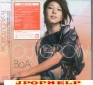 BoA - Outgrow (4th Album) [A Type / w/ DVD, first pressing only limited release]