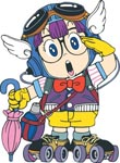 Animation - Dr. Slump DVD Slump The Collection Sparta-sensei ga Yatte Kita! & Arare-chan no 1nichi Ryugaku!! no Maki DVD (Japan Import)