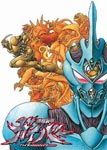 Animation - Kyoshoku Soko Guyver DVD Box 1 Guyver Box [Limited Release] DVD (Japan Import)