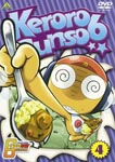 Animation - Keroro Gunso 6th Season 4 DVD (Japan Import)
