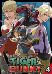 Animation - Tiger & Bunny 4 DVD (Japan Import)
