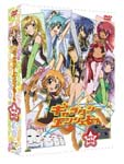 Animation - Anime Galaxy Angelune DVD Box [Priced-down Reissue] DVD (Japan Import)