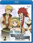 Animation - Tales of The Abyss Vol.2 [Blu-ray] BLU-RAY (Japan Import)