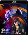 Animation - Sacred Seven Vol.04 [Regular Edition] [Blu-ray] BLU-RAY (Japan Import)