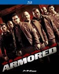 Movie - Armored [Blu-ray] BLU-RAY (Japan Import)