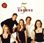 Five Browns - The Five Browns Debut [CD+DVD] (Japan Import)