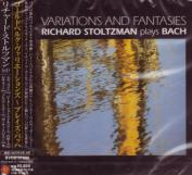 Richard Stoltzman (clarinet) - Variations and Fantasties - Richard Stoltzman plays Bach (Japan Import)