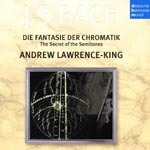 Andrew Lawrence-King (harp) - J.S. Bach: Chaconne & Chromatic Fantasy (Japan Import)