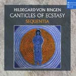 Sequentia - Hildegard Von Bingen: Canticles Of Ecstasy [Limited Pressing] (Japan Import)