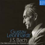 Gustav Leonhardt (cembalo, organ) - Bach: Keyboard Works [Limited Release] (Japan Import)