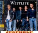 WESTLIFE - TURN AROUND (Japan Import)