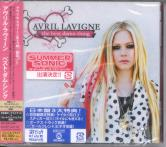 Avril Lavigne - The Best Damn Thing  (Japan Import)