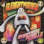 Eleventyseven - Adventures in Eville (Japan Import)