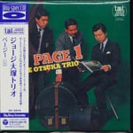 George Otsuka Trio - PAGE1 [Cardboard Sleeve (mini LP)] [Blu-spec CD] (Japan Import)