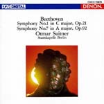 Otmar Suitner (conductor), Staatskapelle Berlin - Beethoven: Symphony No. 7 (Japan Import)