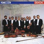I Solisti Italiani - Mendelssohn: (Strings)octet, String Symphony.6, 10 (Japan Import)