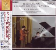 Jean-Jacques Kantorow (violin), Alain Planes (piano) - Schumann: Violin Sonatas Nos. 1 & 2, etc. [Priced-down Reissue] (Japan Import)