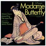 Classical V.A. - Puccini: Madama Butterfly (Japan Import)