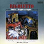 Classical V.A. - Verdi: Rigoletto (Japan Import)