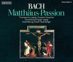 Rudolf Mauersberger (conductor) - Bach: Matthaus Passion BWV 244 (Japan Import)