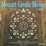 Helmut Koch (conductor) - Mozart: Grosse Messe C-Moll K.427 (Japan Import)
