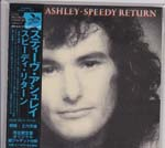 Steve Ashley - Speedy Return (Japan Import)