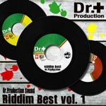 Dr.Production - Riddim Best Vol.1 (Japan Import)