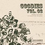JAM MASSIVE - GOODIES Vol,2 (Japan Import)