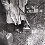 Ramblin' Jack Elliott - A Stranger Here (Japan Import)