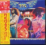 REO Speedwagon - Live - You Get What You Play For [Cardboard Sleeve (mini LP)] [Limited Release] (Japan Import)