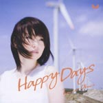 "Tomoe Oumi - Radio Program - Tomoe Omi no ""Su!"" Theme Song: Happy Days [w/ DVD, Limited Edition] (Japan Import)"