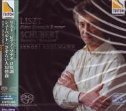 Sergei Edelmann (piano) - Liszt: Piano Sonata in B Minor / Schubert: Fantasia 'Wanderer' [SACD Hybrid] (Japan Import)
