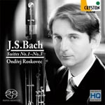 Ondrej Roskovec (bassoon) - J.S. Bach: Cello Suites Nos. 1-3 [SACD Hybrid] (Japan Import)