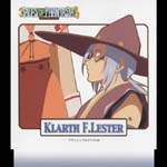 Drama CD (Takeshi Kusao, Junko Iwao, Mika Kanai, et al.) - Maxi Single Drama CD - Tales of Phantasia Vol.3 Klarth F. Lester Hen (Japan Import)