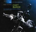 Chet Baker - The Complete 1955 Concerts In Holland