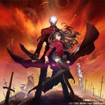 Animation - Theatrical Anime Fate / stay night UNLIMITED BLADE WORKS DVD (Japan Import)