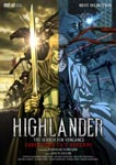 Animation - Highlander: The Search For Vengeance Director's Cut Edition DVD (Japan Import)