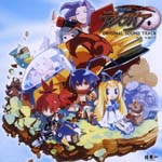 Animation Soundtrack - TV Anime Makai Senki Disgaea Original Soundtrack (Japan Import)