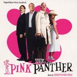 Original Soundtrack (Music by Christophe Beck) - Original Soundtrack Pink Panther (Japan Import)