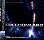 Original Soundtrack (Music by James Newton Howard) - Freedom Land Original Soudntrack (Japan Import)