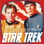 TV Original Soundtrack (Music by Fred Steiner) - Star Trek Vol.1 <TV Series> (Japan Import)